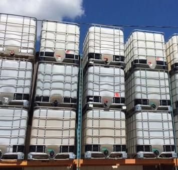 Стерилізація ємностей резервуарів озоном