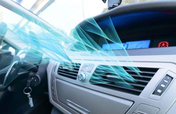 Автокондиціонер прибрати запах