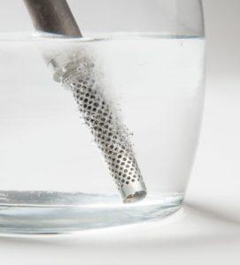 Очистка воды для питья озоном