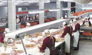 Озон в мясной промышленности