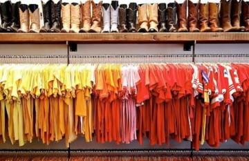 Озонування одягу і взуття