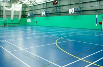Спортивні зали