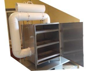 Камера стерилізації 670 x 550 x 550 - замовити