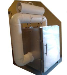 Камера стерилізації 670 x 550 x 550