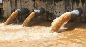 Стічні води та скиди