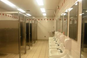 Туалеты дезинфекция