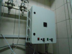 Генератор озону для води